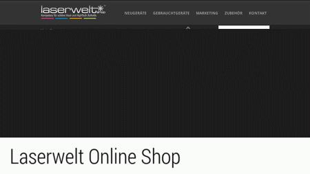 Laserwelt Online Shop